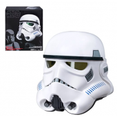 Hasbro Star Wars The Black Series Rogue One Imperial Stormtrooper Voice Changer Helmet
