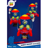 Beast Kingdom DS-031 Toy Story Alien's Rocket Deluxe Edition