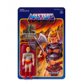 Super7 Masters of The Universe Battle Damage Armor He-Man ReAction Figure