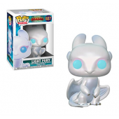 Funko Pop How To Train Your Dragon 3 Light Fury #687
