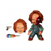 "Mezco Toyz Child's Play Stylized 6"" Chucky Deluxe Action Figure"