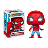 Funko Pop Spider-Man Homecoming Homemade Suit #222