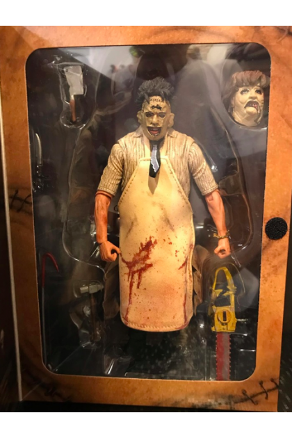 "The Texas Chainsaw Massacre Neca Ultimate 7"" Leatherface Action Figure (AF01)"