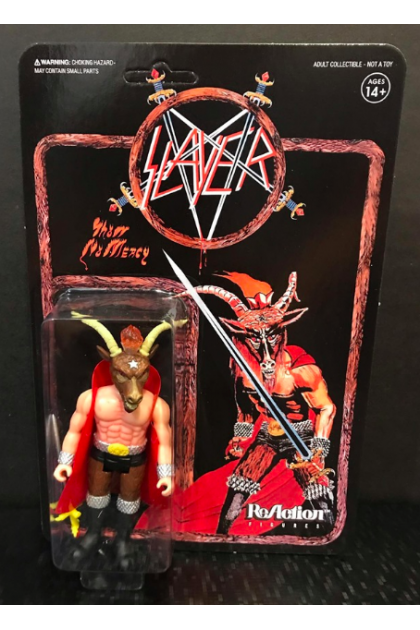 "ReAction Figures Super7 Slayer Minotaur 3.75"" Action Figure (AF28)"