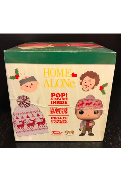 Home Alone Kevin Box Set Funko Pop! with Beanie Target Exclusive (VINYL75)