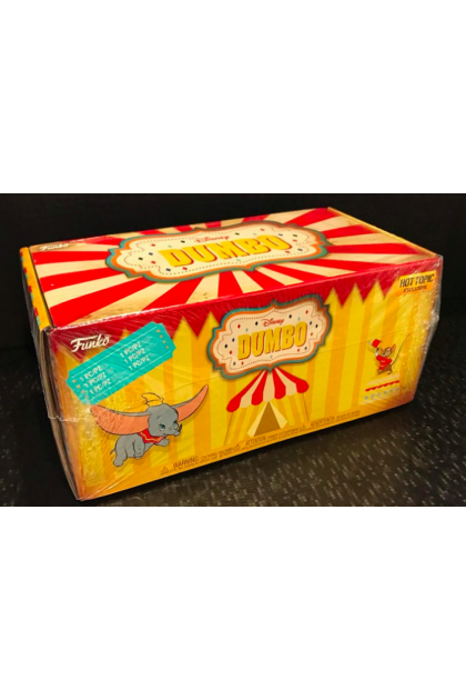 Disney Dumbo Box Set Funko Pop! Hot Topic Exclusive (VINYL80)