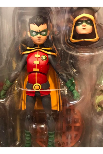 Batman Vs Ninja Turtles Dc Collectibles Robin Raphael 6 Action Figure Gamestop Exclusive Af127
