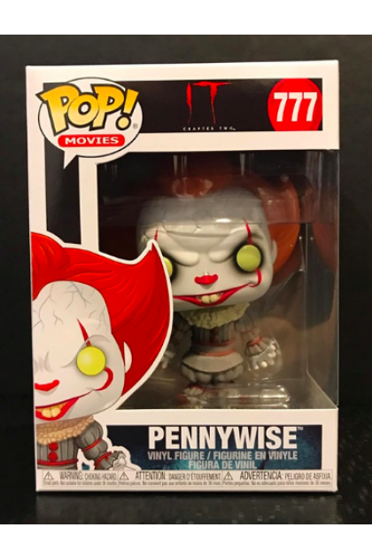 IT Chapter 2 Pennywise Open Arms Funko Pop! #777 (VINYL232)