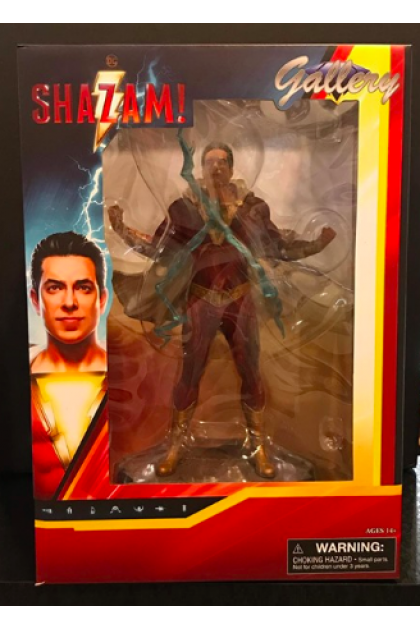 DC Comics DC Gallery Diamond Select Toys Movie Shazam PVC Statue (STT24)