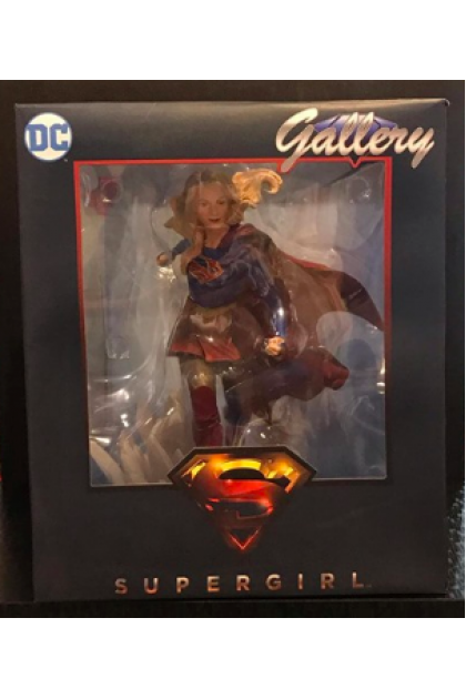 DC Comics DC Gallery Diamond Select Toys TV Series Supergirl PVC Statue (STT25)
