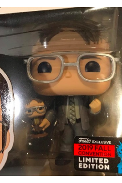 The Office Dwight Schrute Funko Pop! #882 Convention Fall 2019 Exclusive (VINYL479)