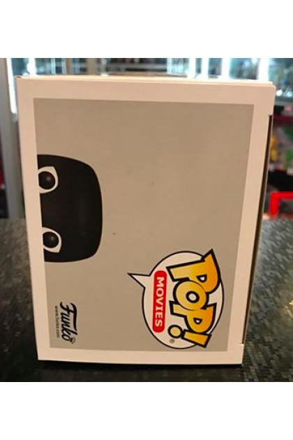 Funko Pop Billy Madison Penguin with Cocktail Flocked #899 Hot topic Exclusive (VINYL888)