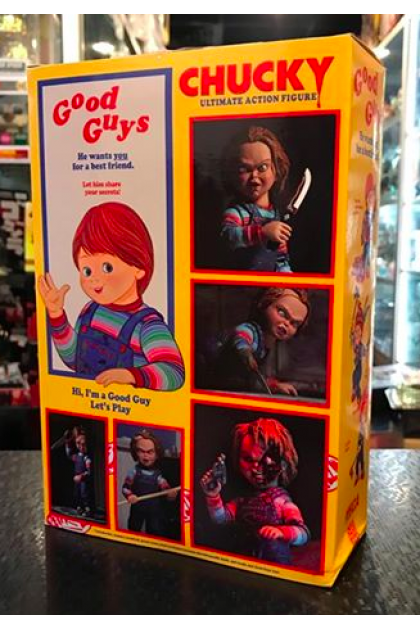 Child's Play Neca Ultimate Chucky Action Figure (AF248)