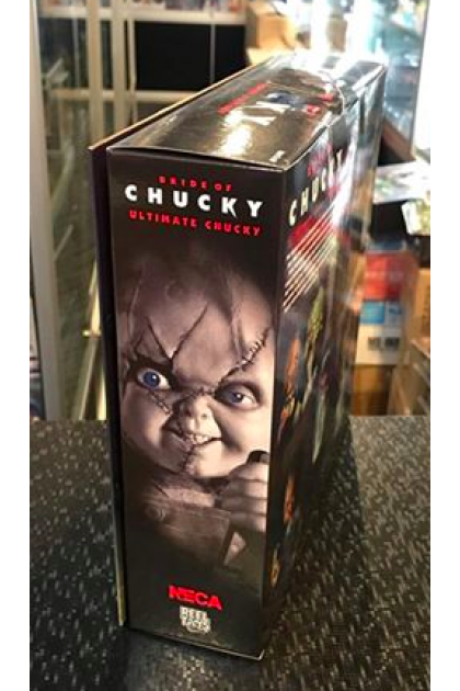 Child's Play Neca Ultimate Bride of Chucky Tiffany & Chucky 2 Pack Action Figure (AF249)