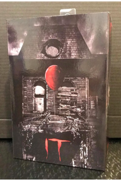 It 2017 Neca Pennywise Well House Ultimate Action Figure (AF159)