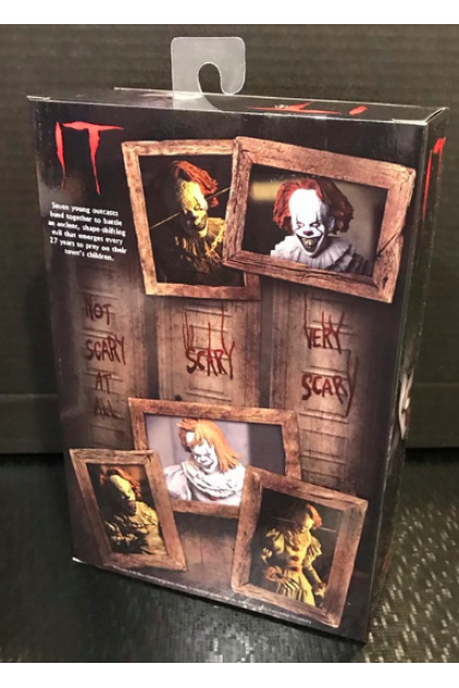 It 2017 Neca Pennywise Well House Ultimate Action Figure (AF158)