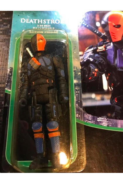 Funko ReAction Arrow TV Series Deathstroke Action Figure (AF252)