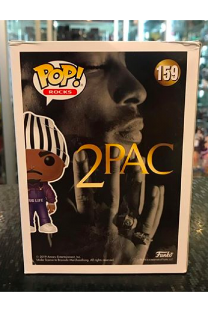 Funko Pop Tupac Shakur #159 FYE Exclusive (VINYL935)