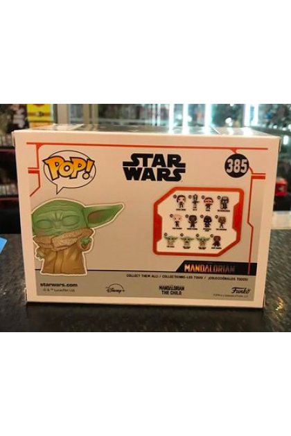 Star Wars The Child Force Wielding Funko Pop! #385 Walmart Exclusive (VINYL1095)