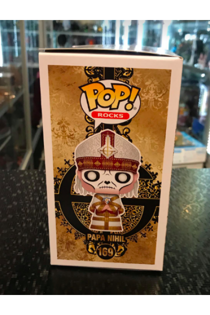 Ghost Papa Nihil Funko Pop! #169 Hot Topic Exclusive (VINYL1357)
