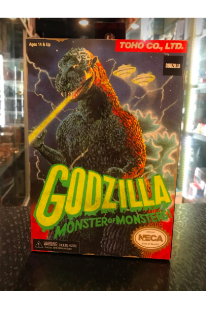 Neca Godzilla Video Game Appearance Action Figure (AF337)